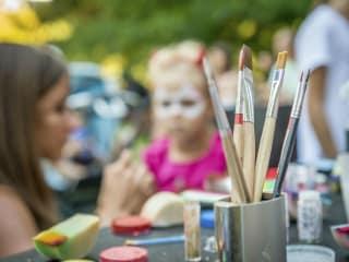Houston Methodist Primary Care Group presents Family Fun Day - Women's Health Week