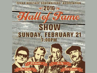 Texas Heritage Songwriters' Association 2016 Hall of Fame Awards Show