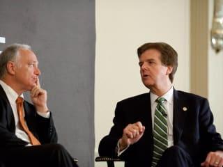 Texas Tribune conversation with Kirk Watson and Dan Patrick