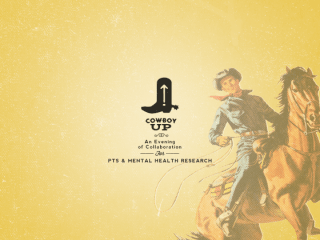 Cowboy Up! An Evening of Collaboration for PTS and Mental Health Research