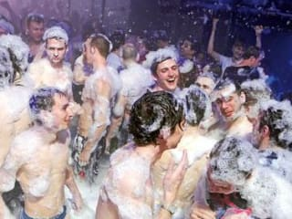 "2013 Houston LGBT Pride Celebration Festival & Parade: ""Rapture: A Pride Foam Party!"""