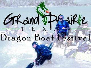 Grand Prairie Dragon Boat Festival