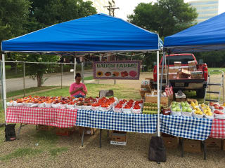 Oak Lawn United Methodist Church presents Oak Lawn Farmers Market