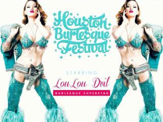 3rd Annual Houston Burlesque Festival