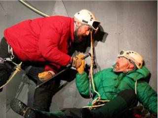 Queensbury Theatre presents K2