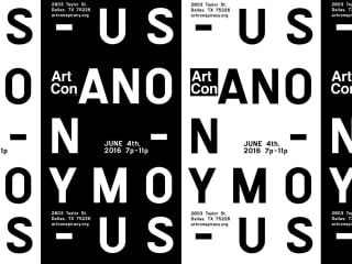 Art Conspiracy presents Anonymous