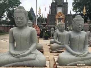 Cambodia Festival and Ceremony