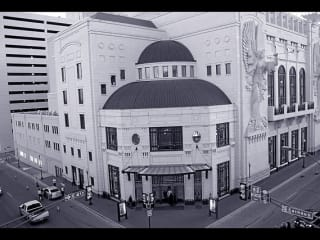 Bass Performance Hall in Fort Worth