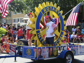 McKinney Main Street presents Red, White and BOOM! Hometown Parade