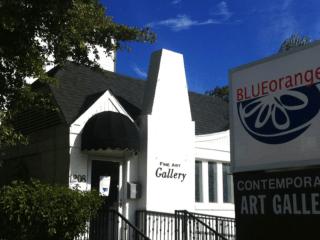 BLUEorange Contemporary Art Gallery