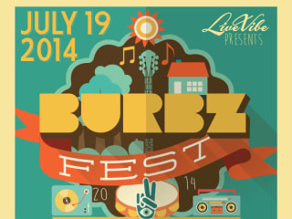 Burbzfest logo