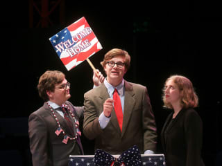 Main Street Theater presents #Honorablemen? : A 21st Century Julius Caesar