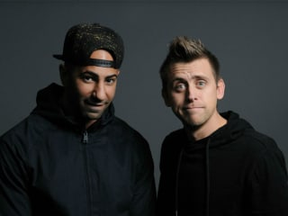 Roman Atwood and Yousef Saleh Erakat