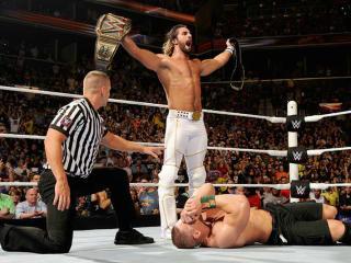 Seth Rollins, Wrestlemania