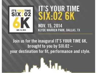 It's Your Time Six:02 6K