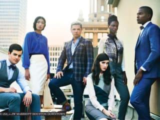 """David Peck USA hosts """"Fashion Meets Hospitality"""""""