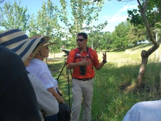 Prairie Walking Tour along Buffalo Bayou Park
