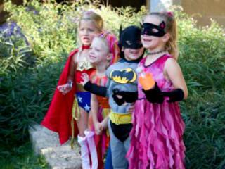 Halloween Hootenanny Children Costume Contest