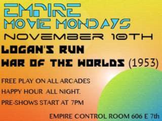 Empire Movie Mondays November 10 2014