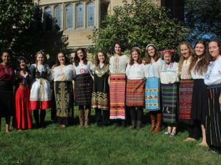 Czech Center Museum Houston presents the Yale Slavic Chorus