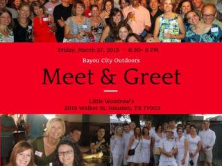 Bayou City Outdoors Meet & Greet