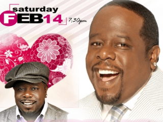 Valentine's Day Comedy Show featuring Cedric the Entertainer & Friends