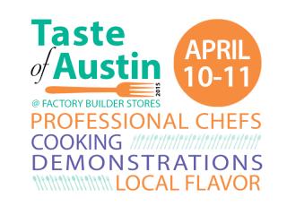Factory Builder Stores_Taste of Austin_2015