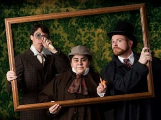 Penfold Theatre Company_Hound of the Baskervilles_Sherlock Holmes_2015