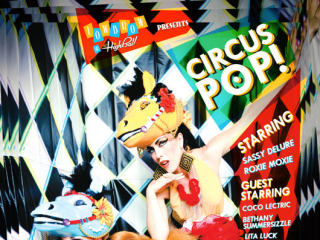 Circus POP at the Highball
