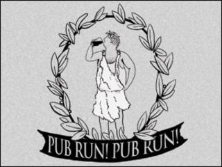 Austin Photo Set: Events_Animal House Pub Run_Paramount_Jan 2013