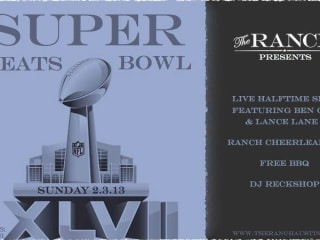 Austin photo: Events_Super Bowl Parties_The Ranch Live Halftime_Jan 2013_flyer