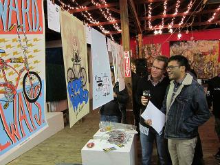 Austin Photo Set: Events_ARTCRANK_Pine Street_Feb 2013