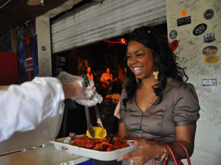 The Women's Home Third Annual Crawfish Boil