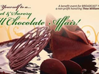 Austin Photo: Events_All Chocolate Affair_Poster