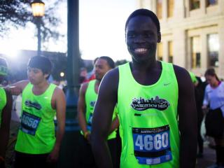 Austin photo: events_ryan_boston and beyond_rogue running_marathon high_april 2013