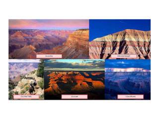 Metropolitan Winds, Grand Canyon Suite