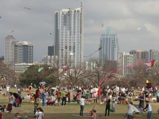 Austin photo: Event_Kite Festival_Poster