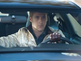 Ryan Gosling in Nicholas Winding Refn's film Drive
