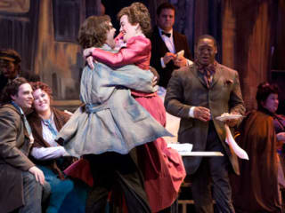 Houston Grand Opera presents La boheme