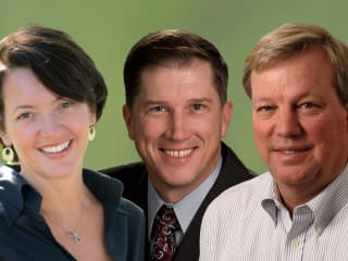 Laura Huffman Bryan Shaw James Marston join for an Earth Day conversation about the environment