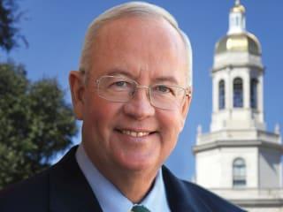 Baylor president Ken Starr