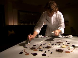 Chef from Spinning Plates documentary