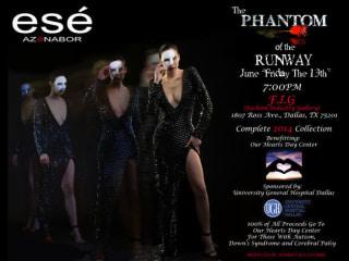 Ese Azenabor presents Phantom of the Runway
