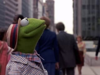 Alamo Kids Camp screening of Muppets Take Manhattan with Kermit the Frog