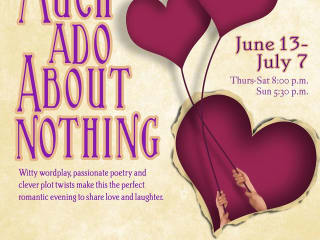 Much Ado About Nothing by City Theatre Company