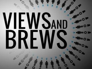 KUT Views and Brews radio program