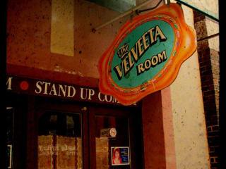 Austin Photo: Places_Arts_Velveeta_Room_Exterior