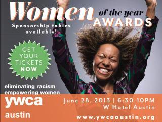 YWCA Women of the Year awards june 2013