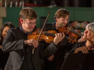 """Mercury presents """"Vivaldi and Paganini"""""""