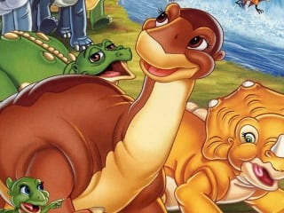 Alamo Kids Camp screening of the Land Before Time